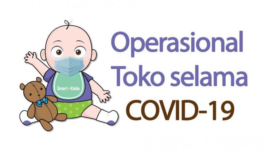 Operasional Toko Selama Pandemi Covid-19