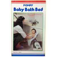Pompy Baby Bath Bed