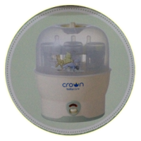 Crown 6 Bottles Stream Sterilizer
