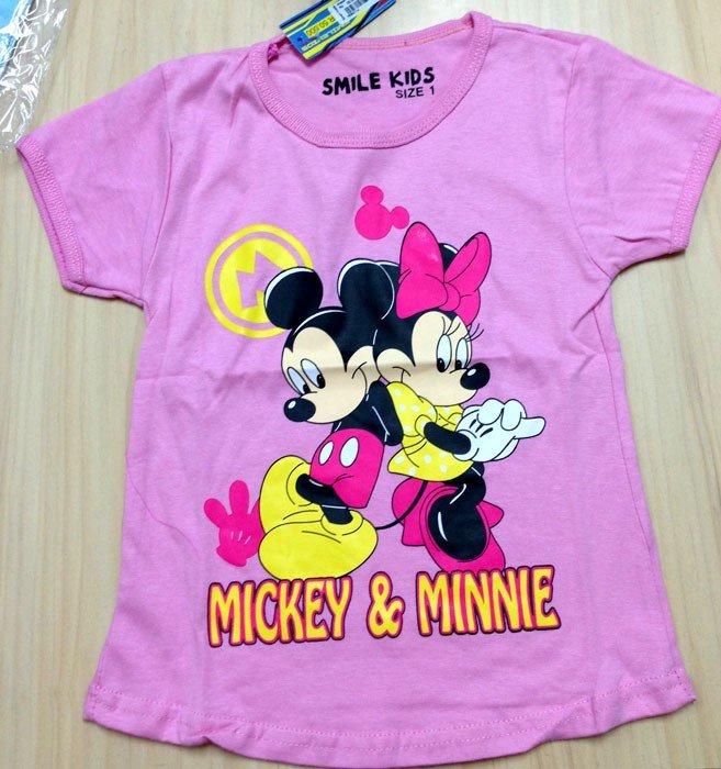 Atasan Cewek Mickey Minnie 16050114