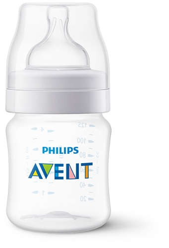 Botol Susu Philips Avent Classic+ 125ml Single 17080135