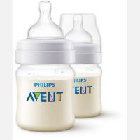 Botol Susu Philips Avent Classic+ 125ml Twin 17080136