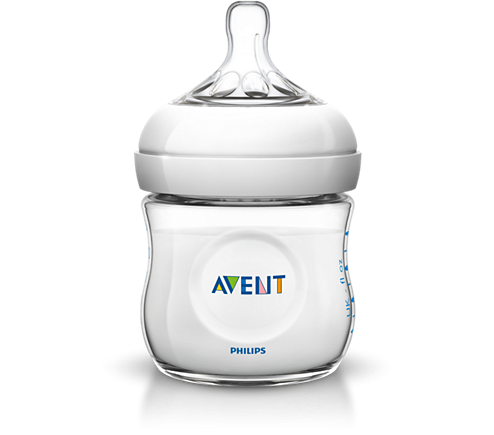 Botol Susu Philips Avent Natural  125ml Single 17120066