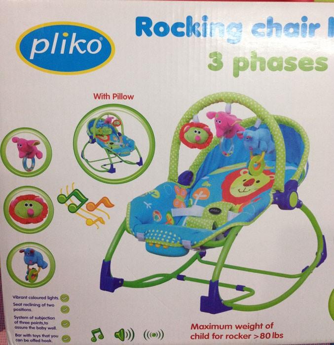 Jual Baby Bouncer Pliko Rocking Chair Hammock Produk