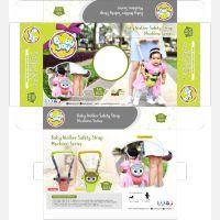 Walking Assistance / Baby Walker Safety Strap Baby Joy BJG3023 (Belajar Jalan) - Yellow