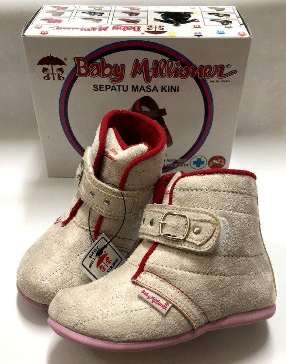 Sepatu Anak Baby Millioner 18030107