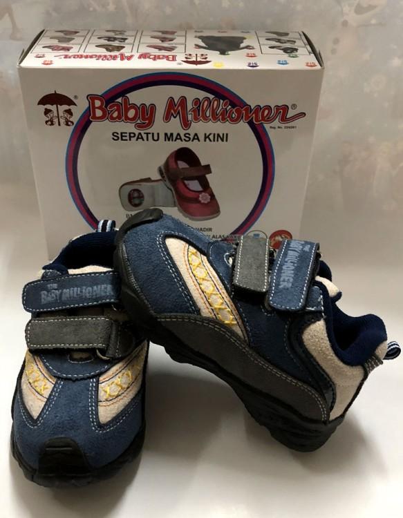 Sepatu Anak Baby Millioner 18030108