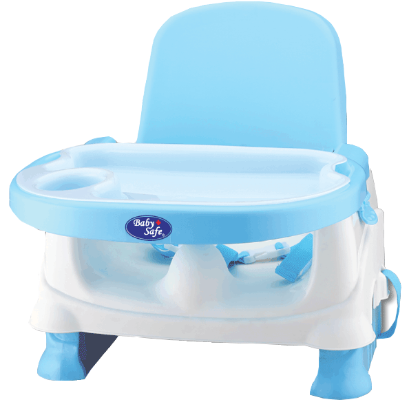 Booster Seat Blue Baby Safe