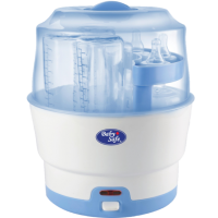 Baby Safe 6-Bottle Express Steam Steriliser