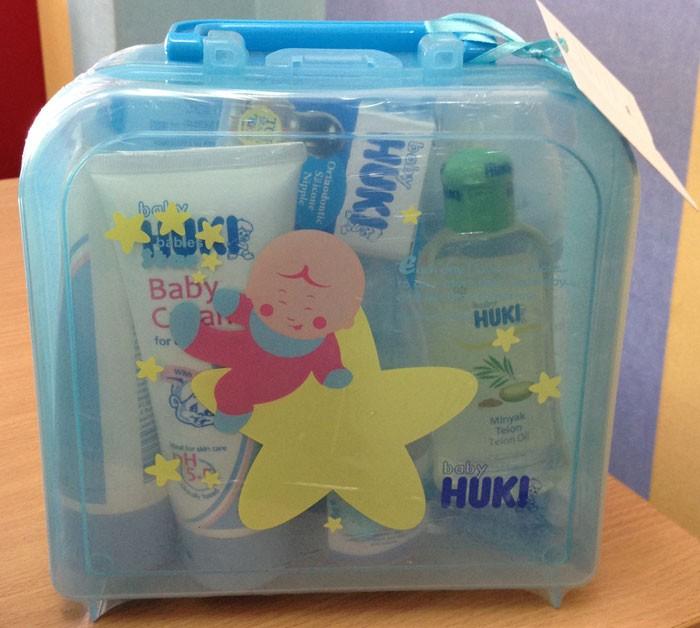 Huki Baby Gift Package CI0214