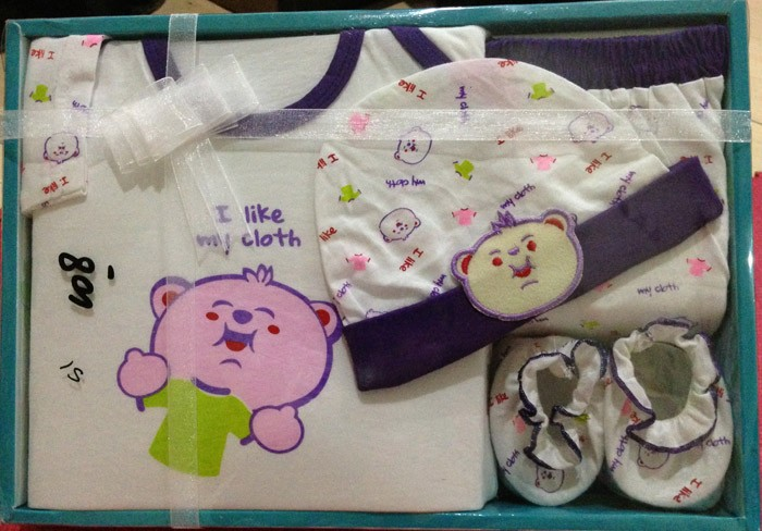 Kiddy Baby Set 11153