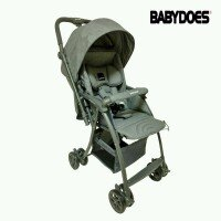 Baby Stroller Baby Does Easy Lite M Gray