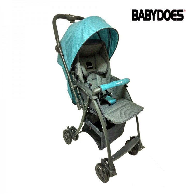 Baby Stroller Baby Does Easy Lite M Blue