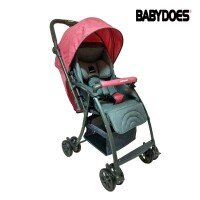 Baby Stroller Baby Does Easy Lite M Red