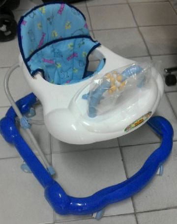 Baby Walker Family 136L Blue