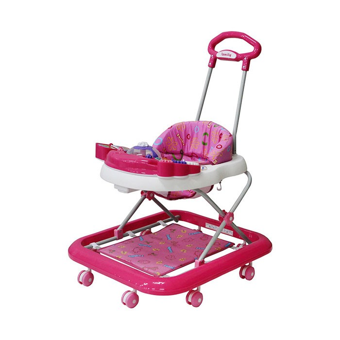 Baby Walker Family 1815 PInk
