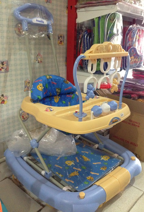 Jual Baby Walker Family FB 2068 - Produk : Smart Kiddo