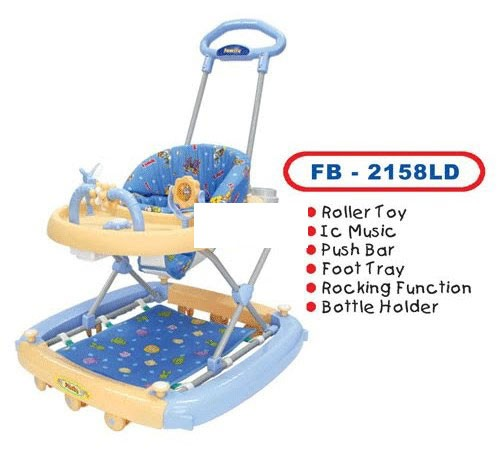 Baby Walker Family FB 2158