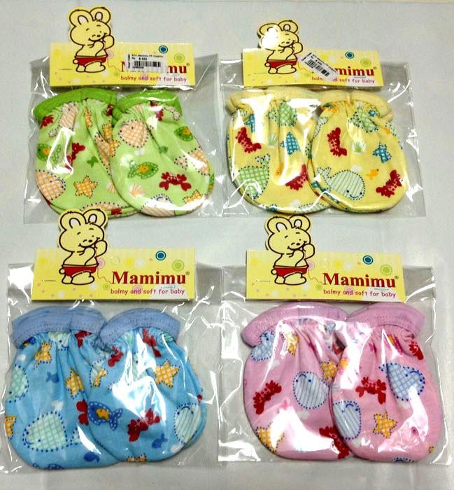 Kaos Kaki + Sarung Tangan Mamimu Dolphin 15060006