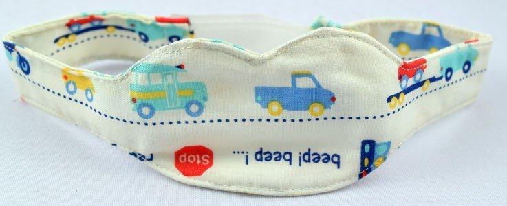 Penutup Mata Bayi (Washable Eye Mask) Car