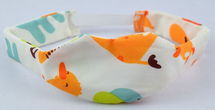 Penutup Mata Bayi (Washable Eye Mask) Duck