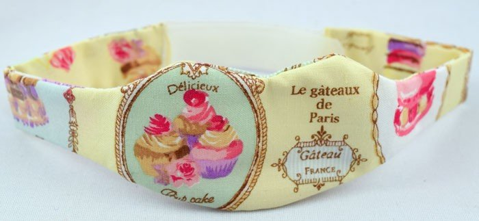 Penutup Mata Bayi (Washable Eye Mask) Paris