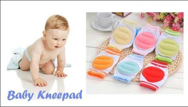 Pelindung Lutut Bayi (Baby Knee Protector) Love Baby 17060051