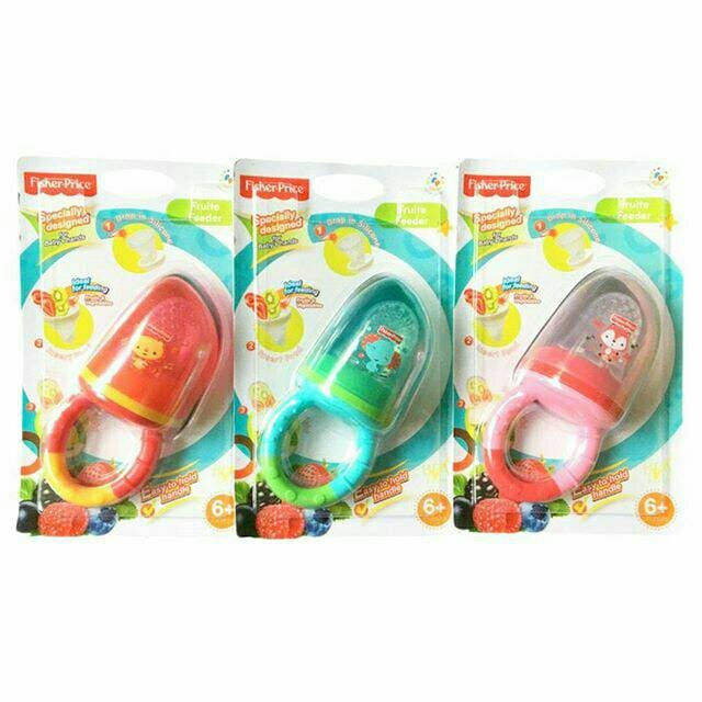 Fruit Feeder Silicone Fisher Price (Empeng Buah)