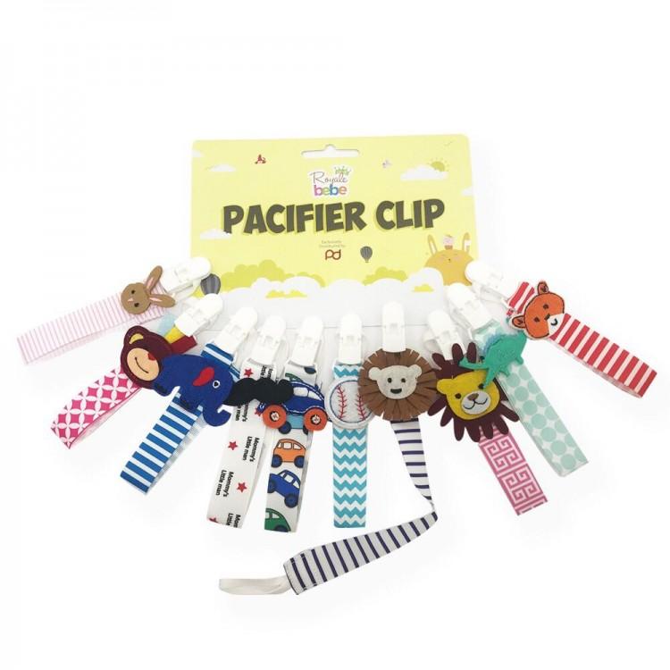 Gantungan Empeng / Pacifier Clip Royale Bebe 17110148