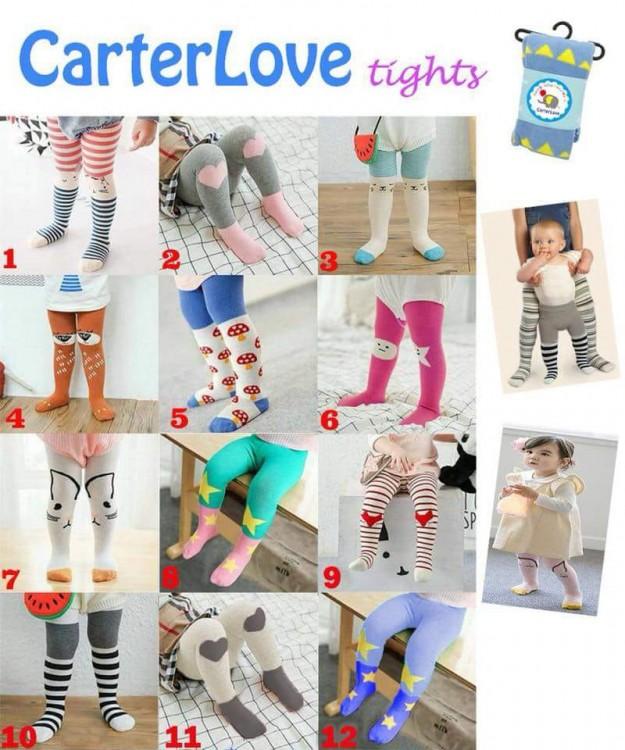 Legging Carter Love 0-6 bulan