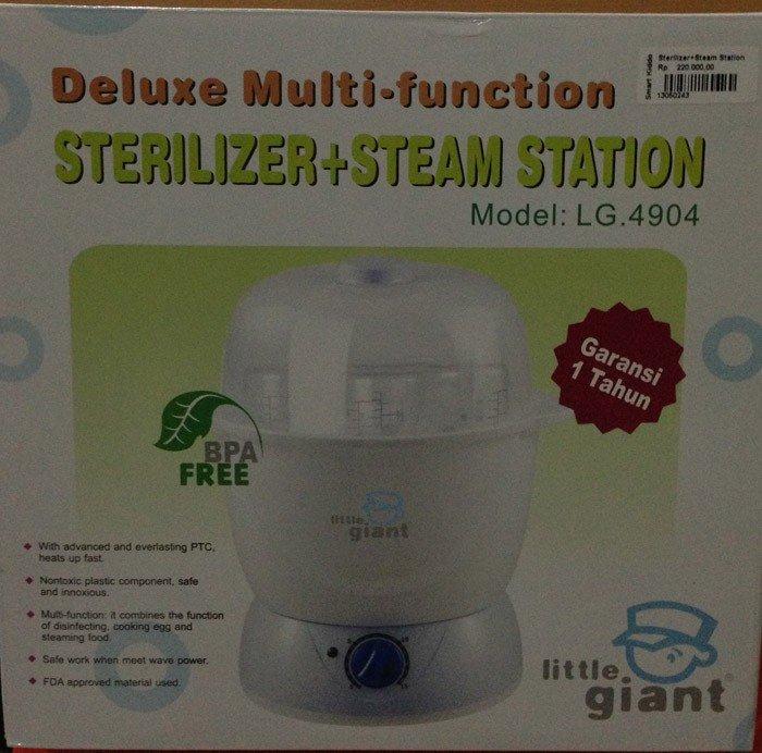 Deluxe Multi-Function Sterilizer Stream Station