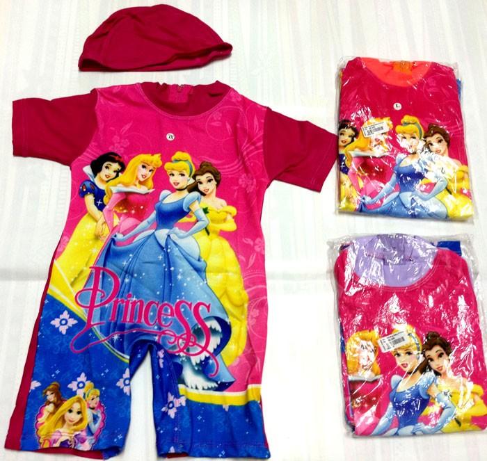 Baju Renang Bayi Princess