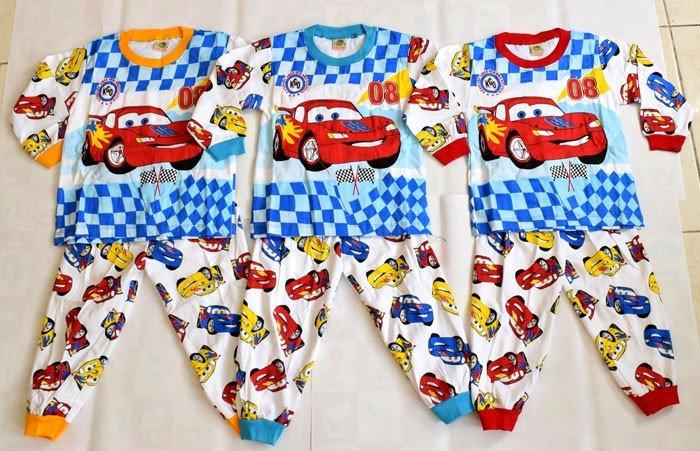 Baju Tidur Cars 16/20 16060113