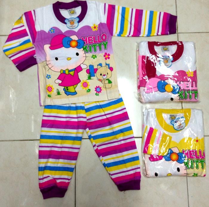 0e6d5b55e Jual Baju Tidur Hello Kitty 4/8 16080086 - Produk : Smart Kiddo