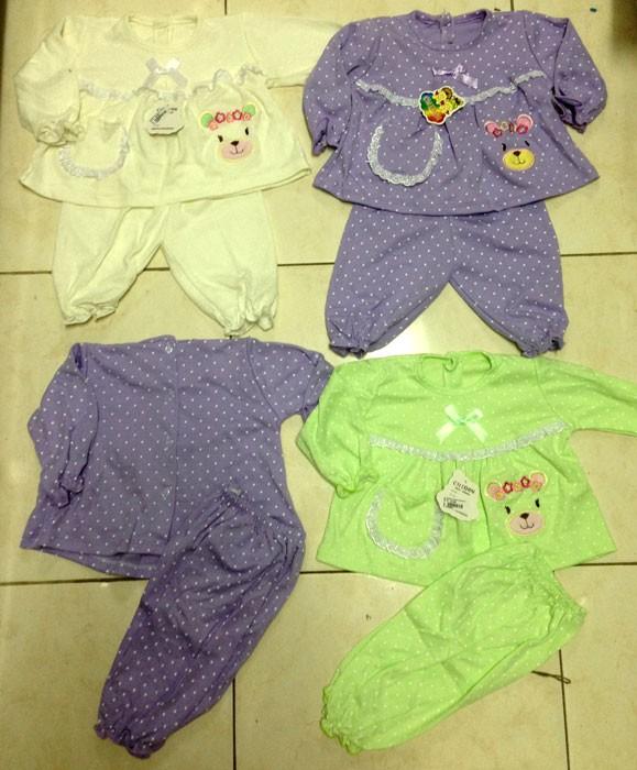 Baju Tidur Bayi Bear 17020022