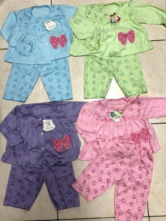 Baju Tidur Bayi Hello Kitty Pita 17060072