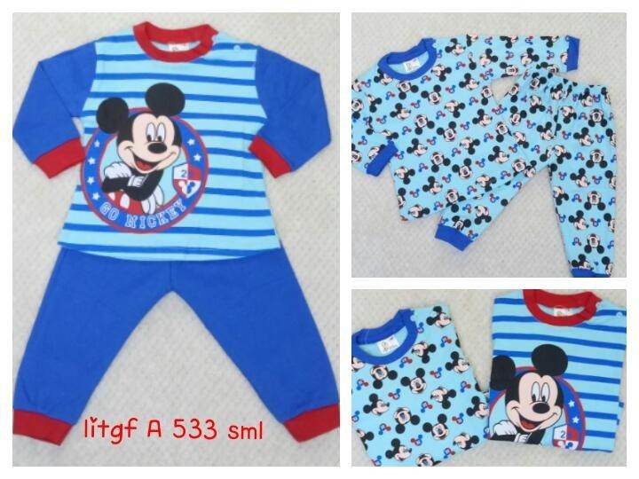 Baju Tidur Mickey 18010138