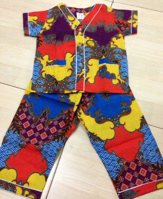 Baju Tidur Batik No. 3