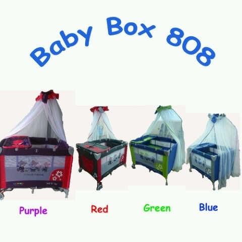 Baby Box Pliko Creative 808