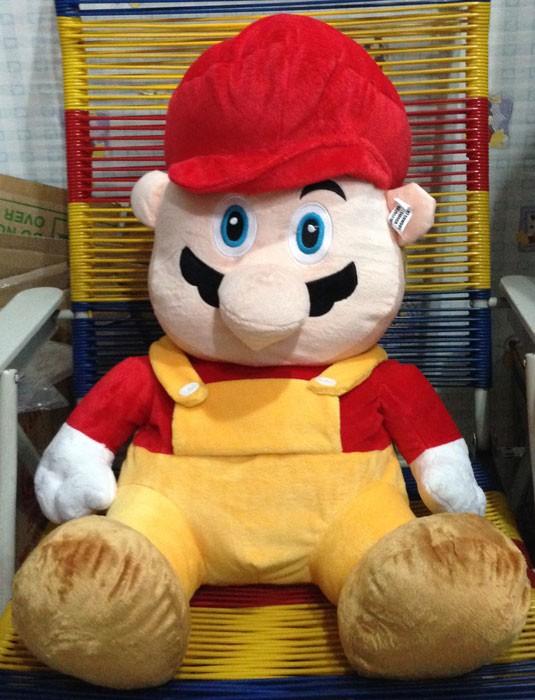 Boneka Mario (Besar)