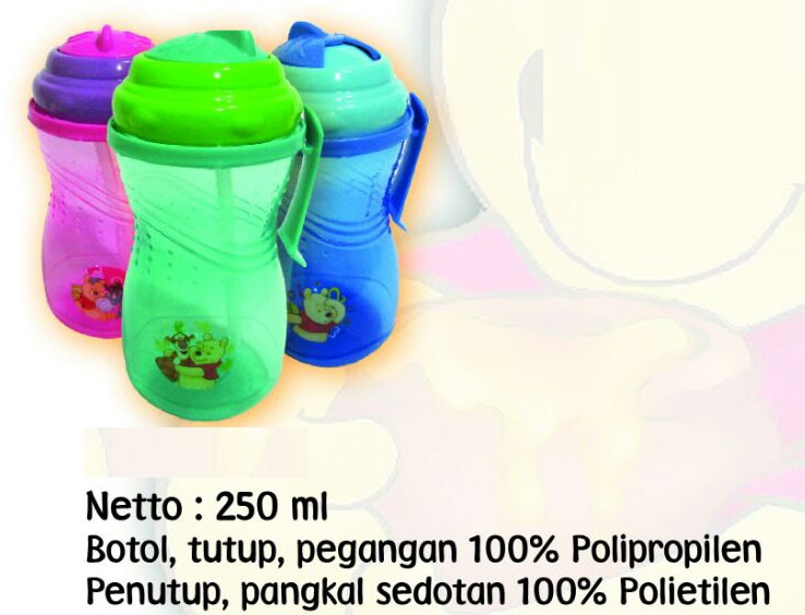 Botol Minum Disney 14090047 New