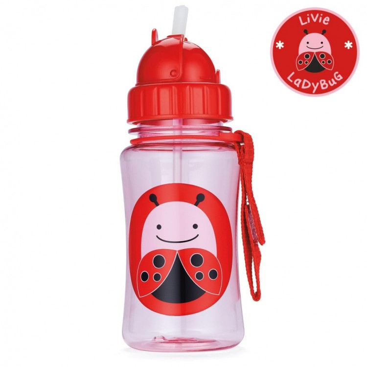 Botol Minum Skip Hop Ladybug