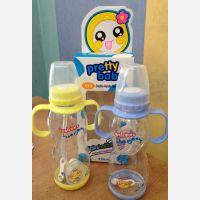 Botol Susu Sedotan Pretty Baby 16020011