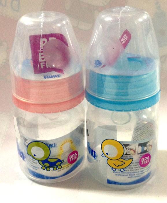 Botol Susu Huki 60ml BPA Free