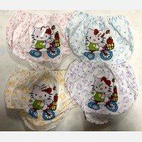 Celana Dalam Anak Chibon Hello Kitty Putih L