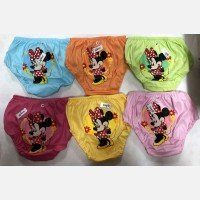 Celana Dalam Anak Chibon Minnie Mouse Warna L
