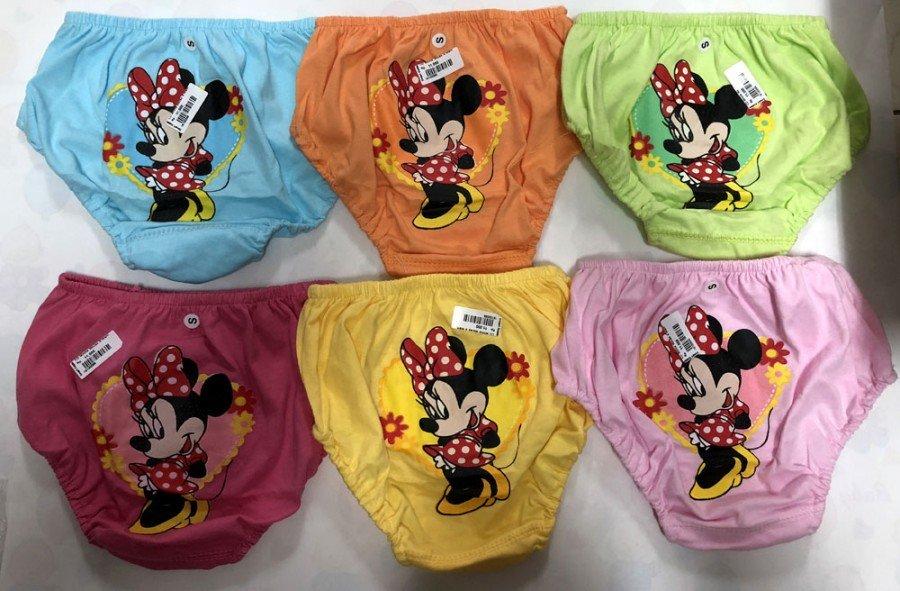Celana Dalam Anak Chibon Minnie Mouse Warna S