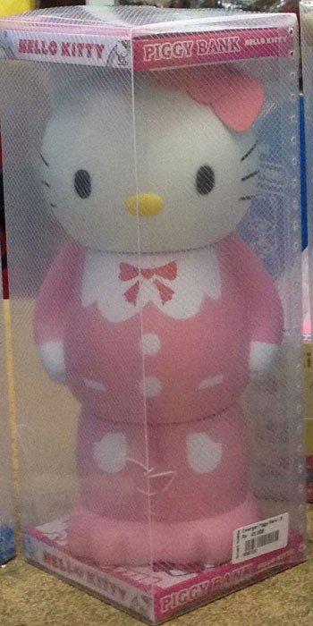 Celengan Hello Kitty Pink
