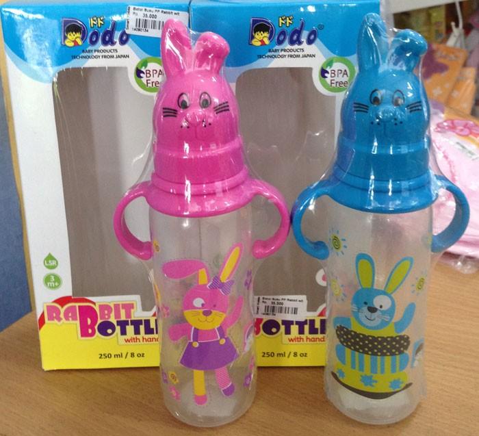 Botol Susu Dodo PP Rabbit