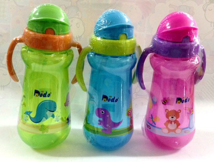 Botol Minum Sedotan Dodo Besar 16070024